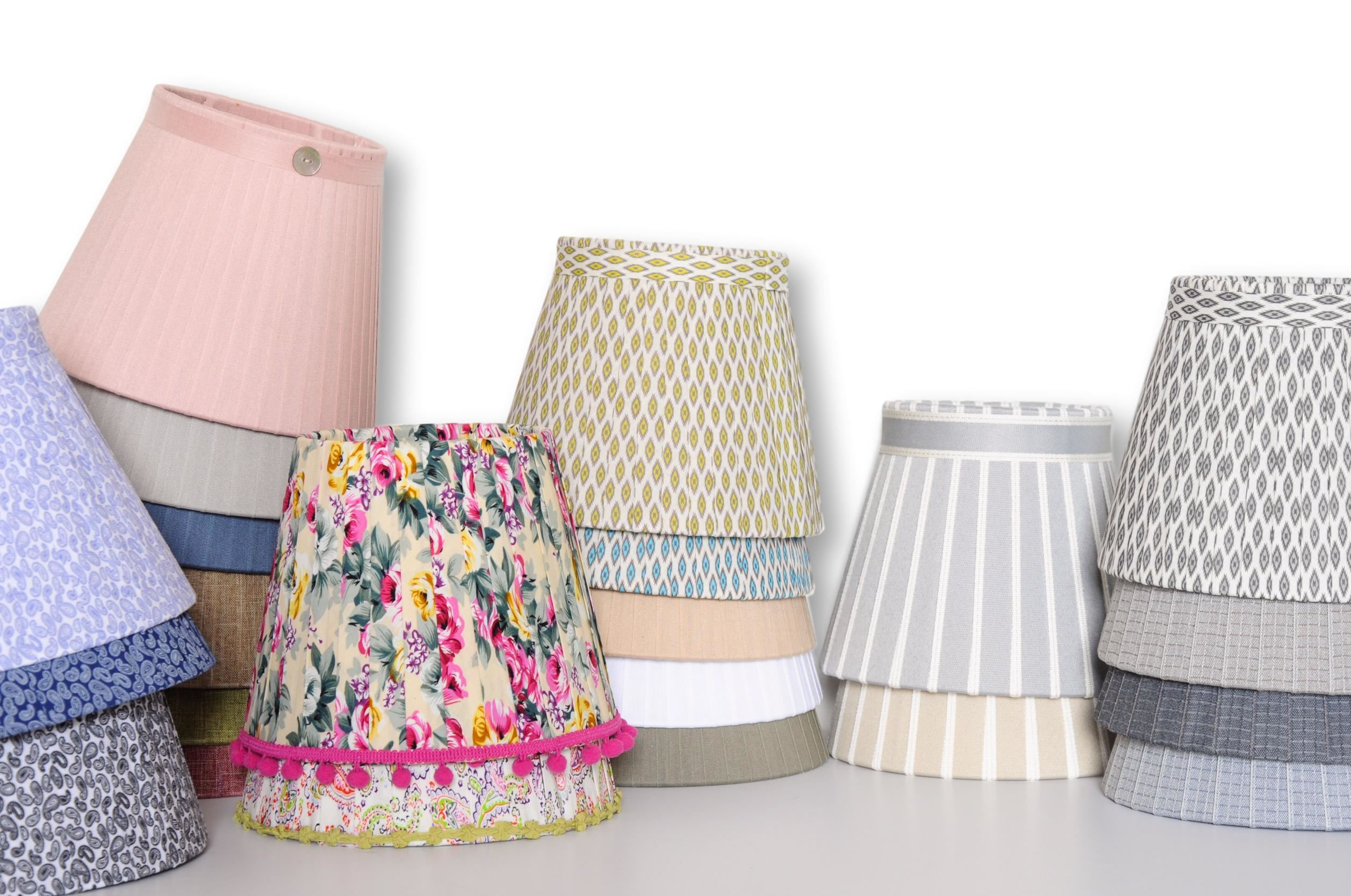 Bay Lifestyle Lampshades Made in Cornwall