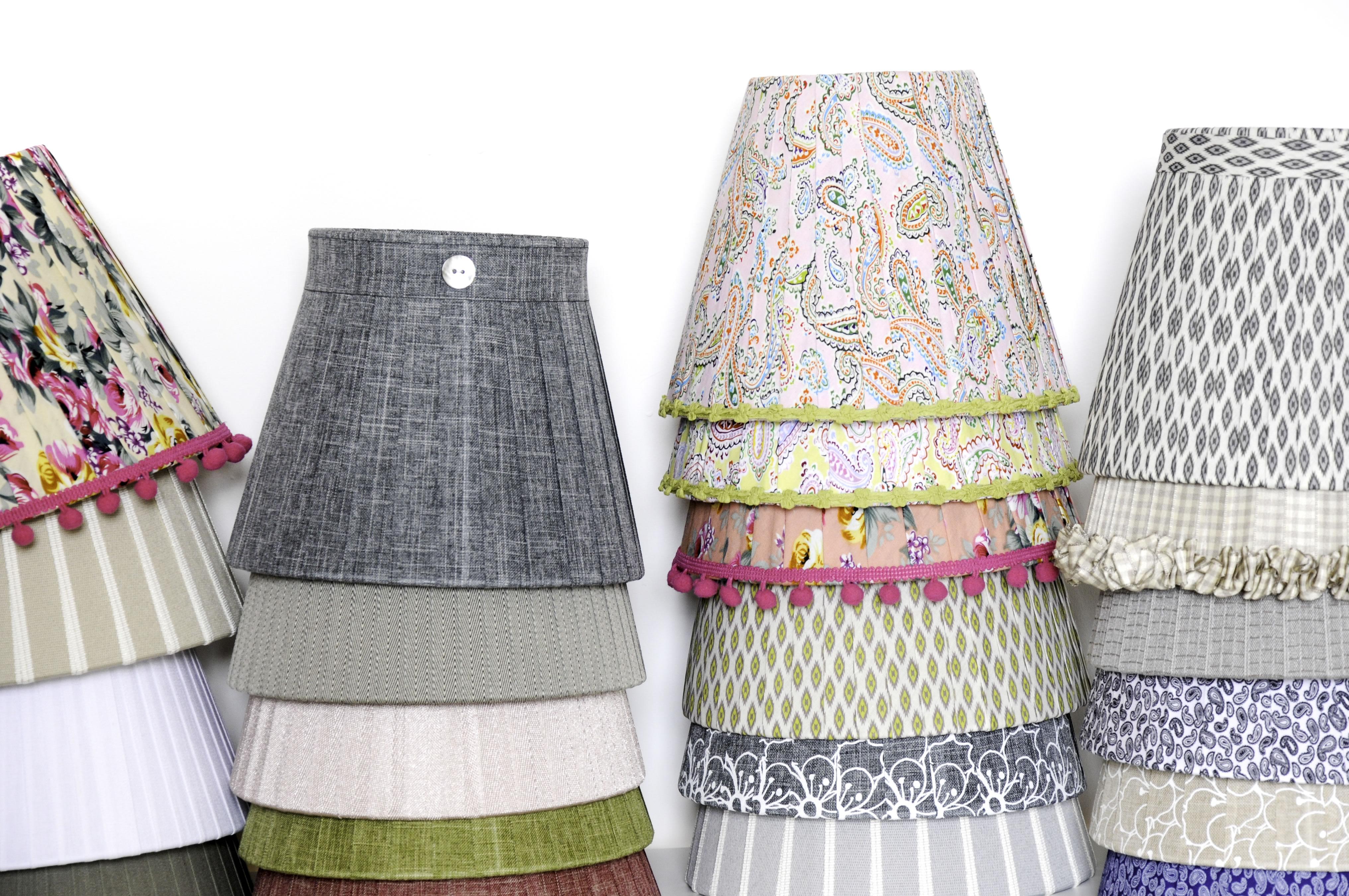 Bay Lifestyle Handmade Ribbon Lampshades