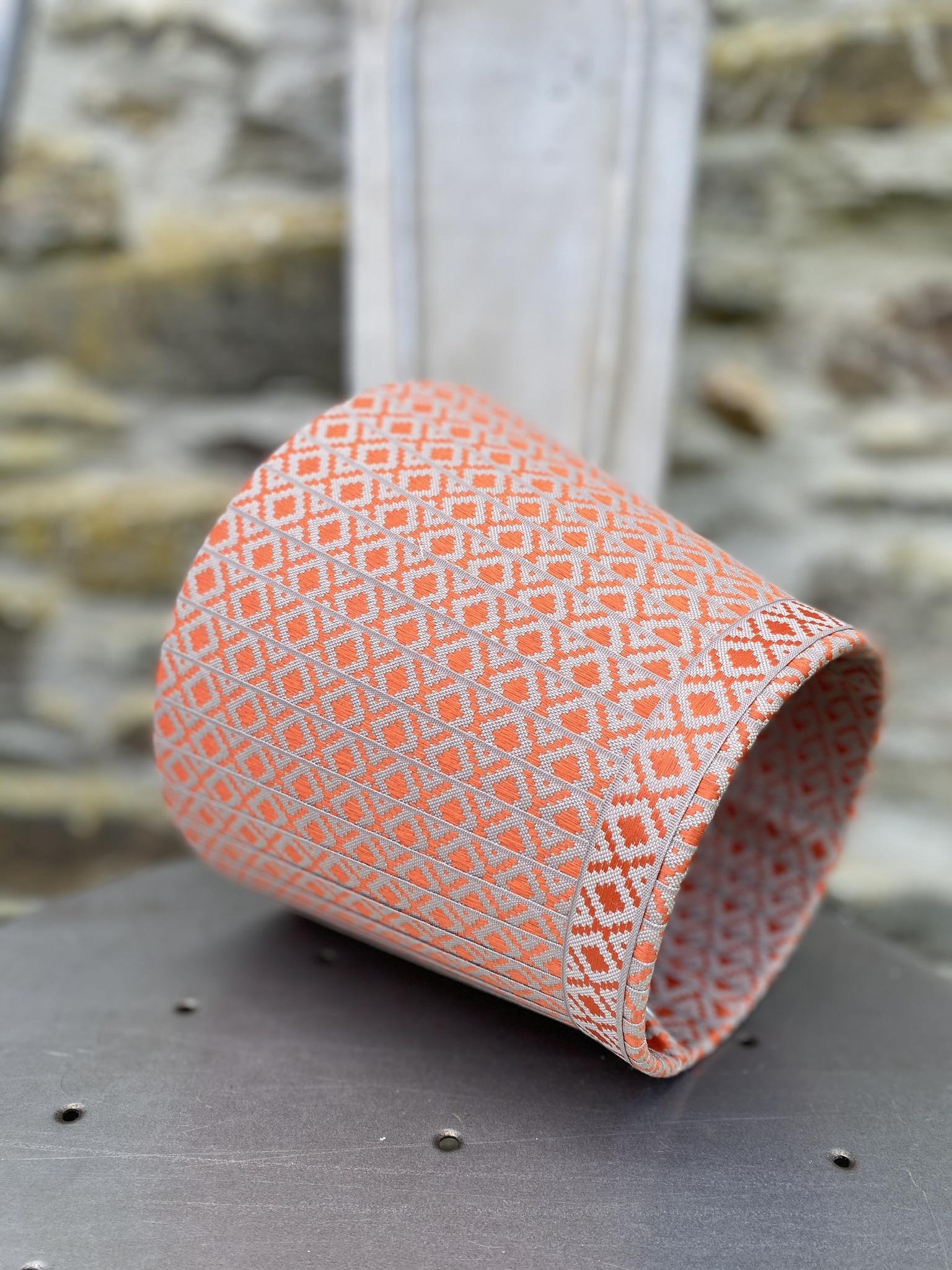 Lydea orange taupe